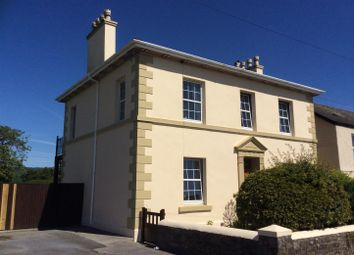 Thumbnail 4 bed detached house for sale in Towy Terrace, Ffairfach, Llandeilo