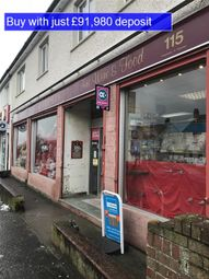 Thumbnail Retail premises for sale in Wellhall Road, Hamilton