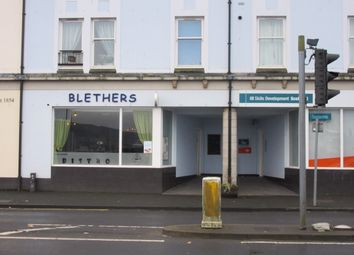 Thumbnail Retail premises for sale in 7 Victoria Street, Rothesay