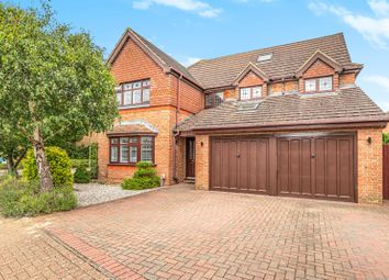 Thumbnail 6 bed detached house for sale in The Thatchers, Bishops Stortford, Herts