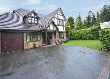 Thumbnail 4 bedroom detached house for sale in Tarragon Drive, Meir Park, Stoke-On-Trent