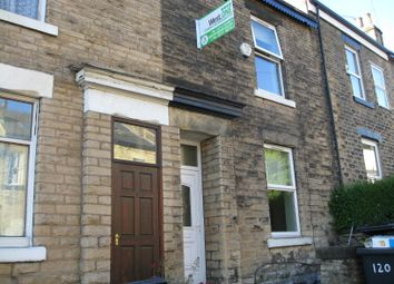 Thumbnail 4 bed terraced house to rent in 251 Crookesmoor Road, Crookesmoor, Sheffield