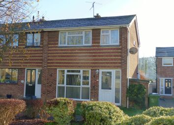 Thumbnail 3 bed end terrace house for sale in Du Pre Walk, Wooburn Green, High Wycombe