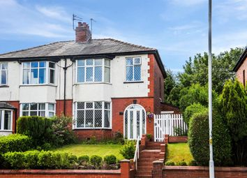 Thumbnail 3 bed semi-detached house for sale in Whitworth Road, Rochdale