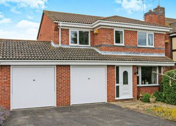 Thumbnail 4 bed detached house for sale in Waterloo Drive, Morton, Bourne