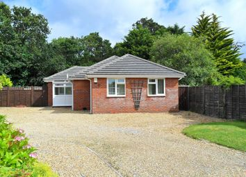 Thumbnail 3 bed detached bungalow to rent in Oak Road, New Milton