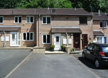 Thumbnail 2 bed terraced house for sale in Compton Vale, Lower Compton, Plymouth