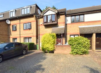 Thumbnail 2 bed end terrace house for sale in Magpie Close, London
