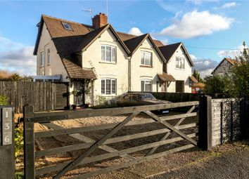 Thumbnail 3 bed semi-detached house for sale in Ockford Ridge, Godalming, Surrey