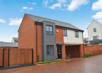 Thumbnail 2 bedroom detached house for sale in Cheshires Way, Lawley, Telford, Shropshire.