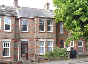 Thumbnail 3 bed terraced house for sale in Damers Road, Dorchester