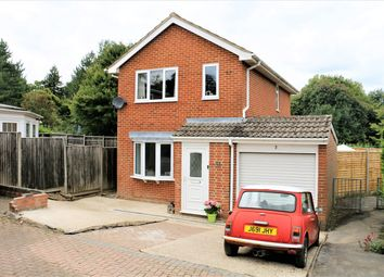 Thumbnail 3 bed detached house for sale in Reynolds Close, Basingstoke