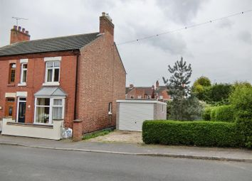Thumbnail 2 bed property for sale in Orchard Street, Ibstock, Leicestershire