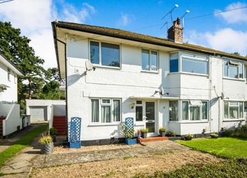 Thumbnail 2 bed maisonette for sale in Meadowcroft, Horley, Surrey