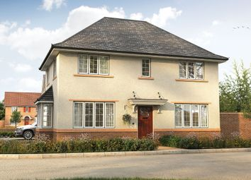 "Thumbnail 4 bed detached house for sale in ""The Brooke"" at University Park Drive, Worcester"