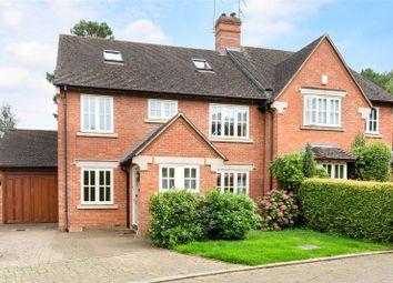 Thumbnail 5 bed semi-detached house for sale in Lake Walk, Adderbury, Banbury, Oxfordshire
