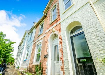 3 bed terraced house for sale in Hilldrop Terrace, Market Street, Torquay TQ1