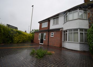 Thumbnail 5 bed semi-detached house for sale in Scraptoft Lane, Scraptoft, Leicester