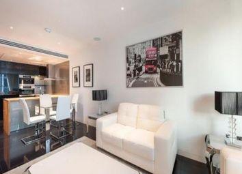 Thumbnail 1 bed flat to rent in Moor Lane, London