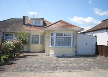 Thumbnail 3 bed bungalow for sale in Geoffrey Avenue, Harold Wood, Romford