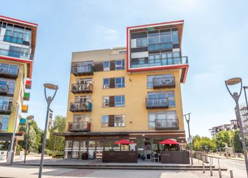 Thumbnail 2 bed flat for sale in Newton Lodge, West Parkside, London