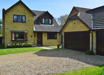 Thumbnail 4 bedroom detached house for sale in New Road, Porchfield, Newport
