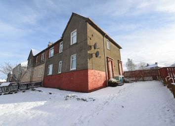 Thumbnail 3 bed flat for sale in Monklands Street, Gartlea, Airdrie, North Lanarkshire