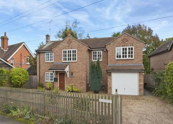 Thumbnail 5 bed detached house to rent in Church Road, Sunningdale