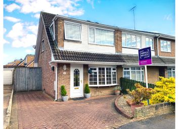 Thumbnail 3 bed semi-detached house for sale in Weardale, Hull
