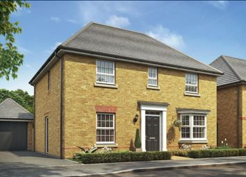 "Thumbnail 4 bedroom detached house for sale in ""Bradgate"" at Kingston Way, Market Harborough"