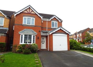 Thumbnail 4 bed detached house for sale in Deavall Way, Heath Hayes, Staffordshire