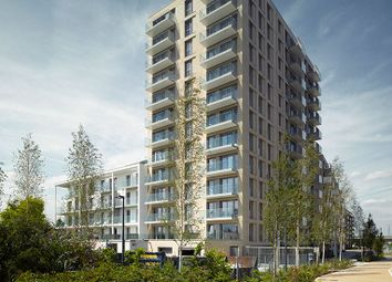 Thumbnail 1 bed flat for sale in Parkside Court, 15 Booth Road, London