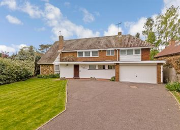 Thumbnail 4 bed detached house for sale in The Street, Hartlip, Sittingbourne