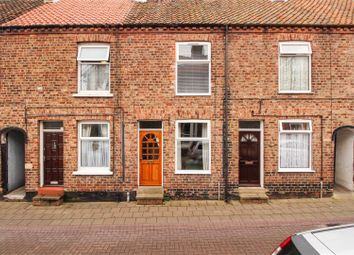 Thumbnail 2 bed terraced house for sale in King Street, Driffield