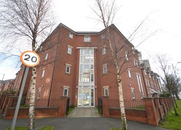 Thumbnail 2 bedroom flat to rent in Chorlton Road, Manchester