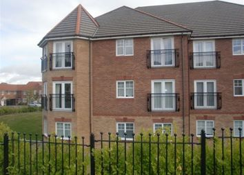 Thumbnail 2 bed flat to rent in Ingot Close, Brymbo