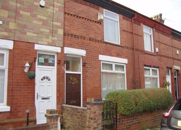 Thumbnail 2 bed terraced house for sale in Guildford Road, Levenshulme, Manchester