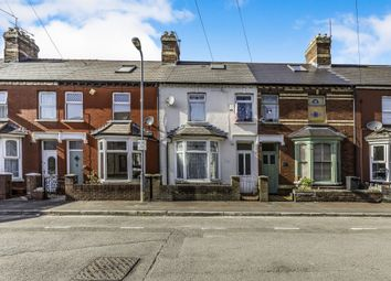 Thumbnail 3 bed terraced house for sale in Thurston Street, Canton, Cardiff