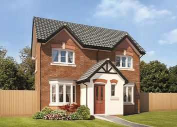 Thumbnail 3 bed detached house for sale in Barrington Park, Alsager, Cheshire