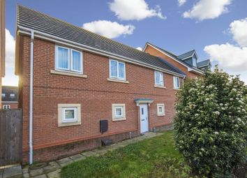 Thumbnail 2 bed flat for sale in Clough Close, Linthorpe