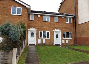 Thumbnail 2 bed town house to rent in Acorn Close, Cannock