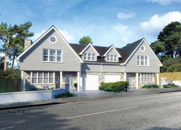 Thumbnail 4 bed semi-detached house for sale in Kings Avenue, Lower Parkstone, Poole, Dorset
