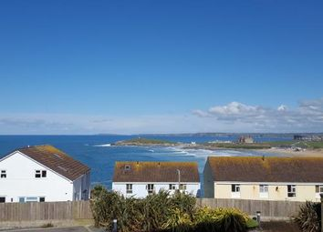 Thumbnail 2 bedroom flat for sale in Pentire Avenue, Point, Newquay