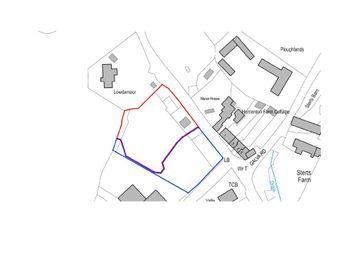 Thumbnail Land for sale in Hemerdon, Plympton, Plymouth, Devon