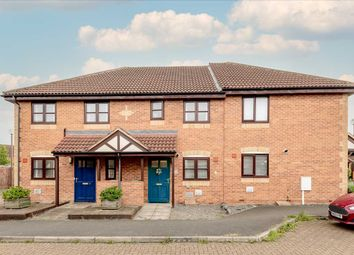 Thumbnail 2 bed terraced house for sale in Ladymeadow Court, Middleton, Milton Keynes