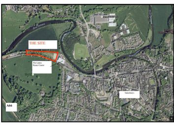 Thumbnail Land for sale in Low Road, Cockermouth