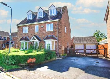 Thumbnail 5 bed property for sale in Pershore Way, Eye Green, Peterborough