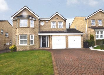 Thumbnail 4 bed detached house for sale in Lodge Hill Walk, Leeds, West Yorkshire