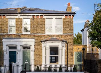 Thumbnail 4 bed semi-detached house for sale in Octavia Street, London