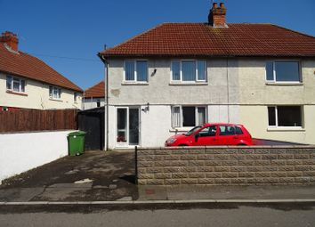 Thumbnail 3 bed semi-detached house for sale in Stanway Place, Cardiff